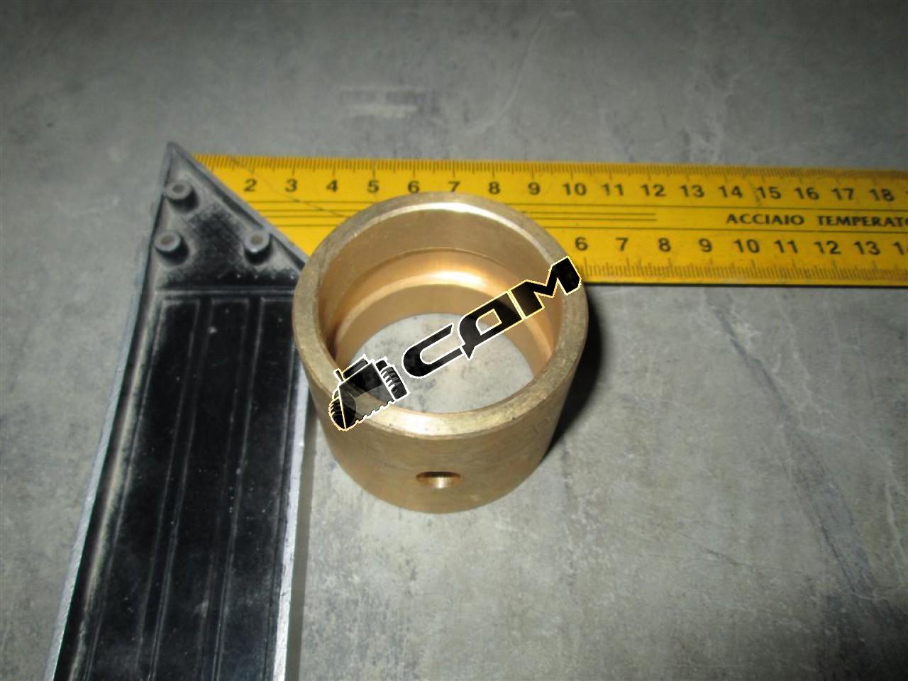 Втулка шкворня верхняя бронзовая HOWO 43x52x39  1880410035