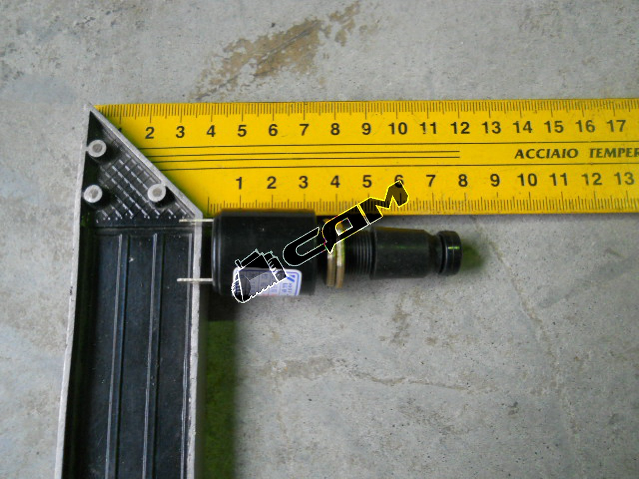 Датчик включения стоп-сигнала HOWO (лягушка)  WG9100710006